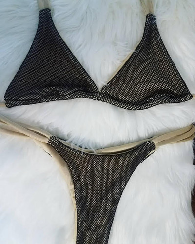 Black Fish Net