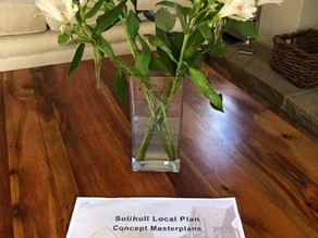 Solihull Local Plan Review - Draft Submission Plan October 2020