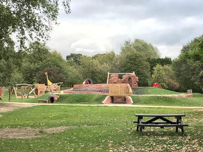 Permission at Rufford Abbey for Extended Play Facilities for the Disabled