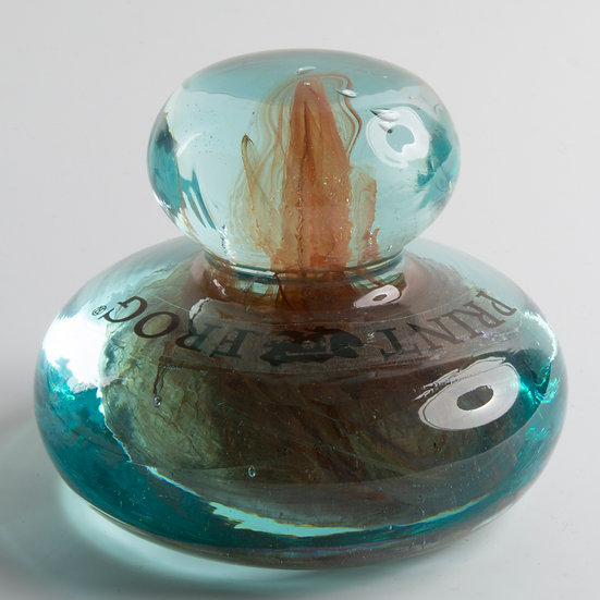 Swirl 'Studio' Print Frog® Glass Baren™