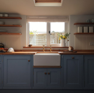 Vine Cottage kitchen
