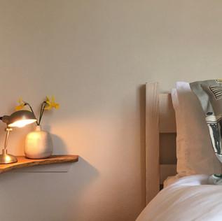 Vine Cottage Master Bedroom