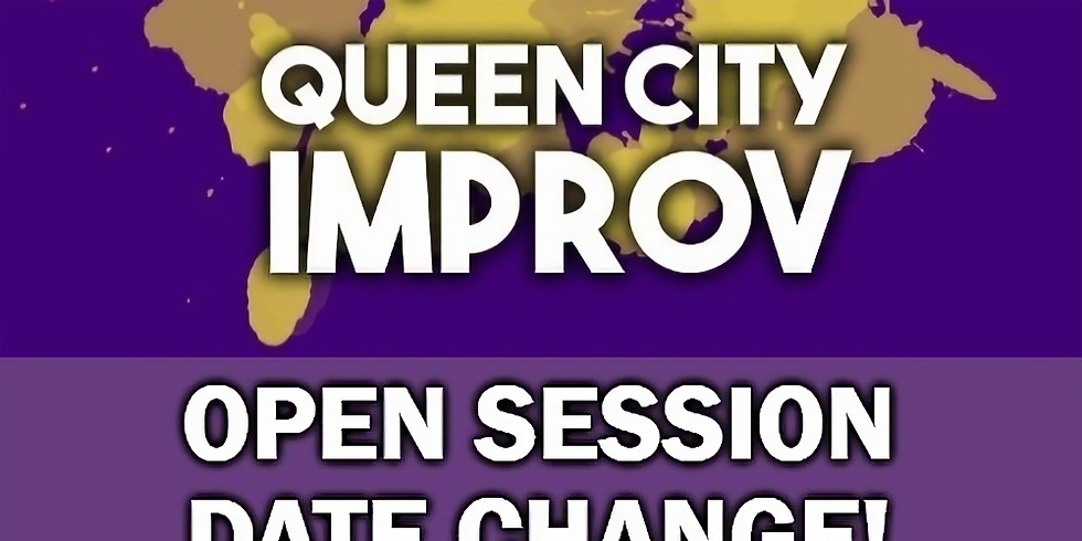 QCI Open Session - DATE CHANGE!