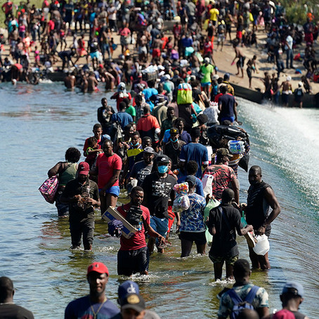 Does Haitian migration lack political will or are we still in the days of enslavement?