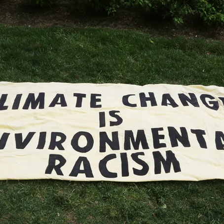 Black Community and Climate Justice