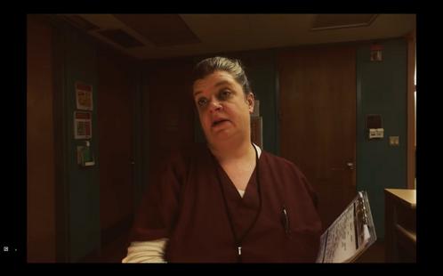 Polly McKie as Nurse Boles