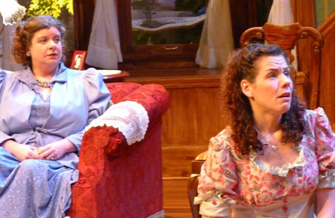 Polly McKie as Aunt Gert