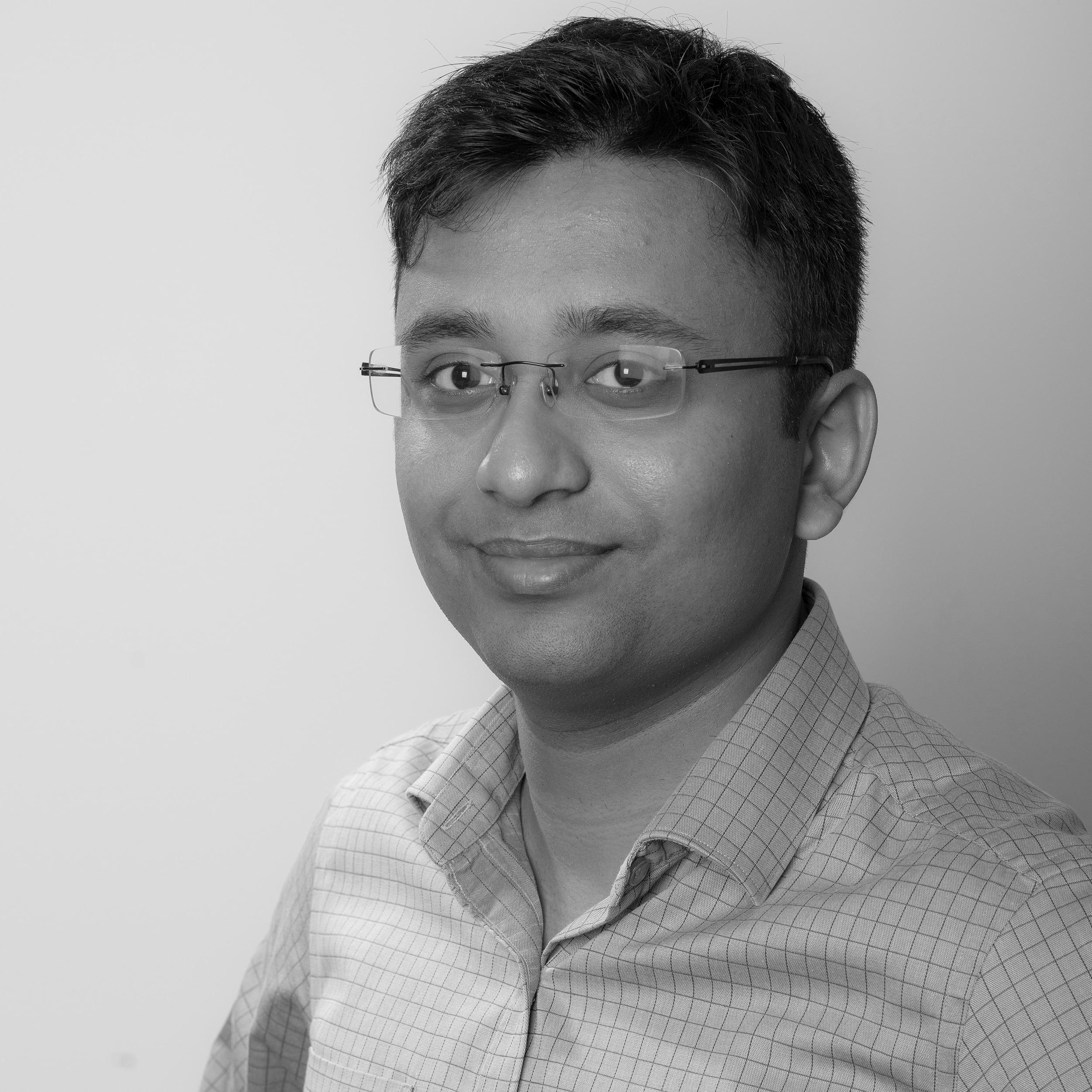 Dhruv Garg