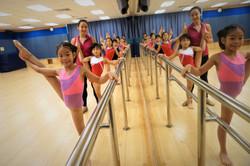 Dance teacher at Hong Kong Gymnastic