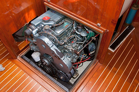 Inboard engine on a saling yacht.jpg