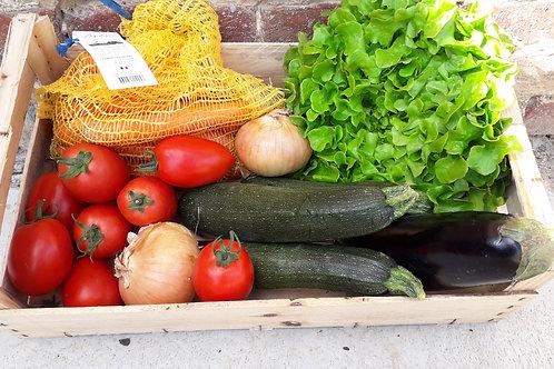 Panier Légumes de Saison
