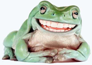 The Toothy Toad