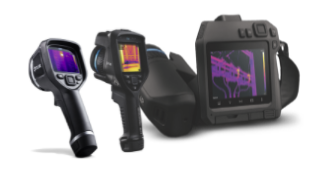 Thermal Imaging Cameras (handheld and fixed)