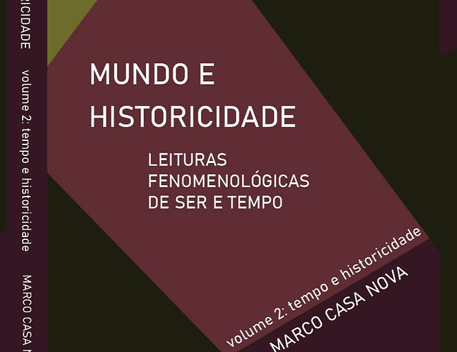 Mundo e historicidade - Vol. 2 -Tempo e historicidade