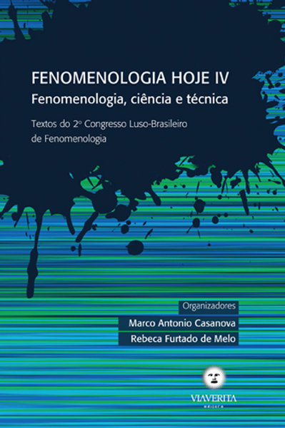 Fenomenologia Hoje IV