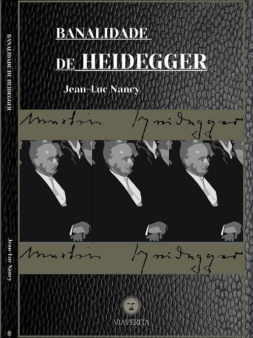 Banalidade de Heidegger