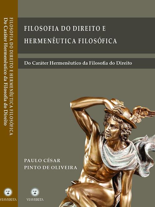Filosofia do Direito e Hermenêutica Filosófica