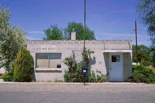 Post Office Harper, Oregon