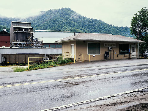 Post Office Alloy, West Virginia