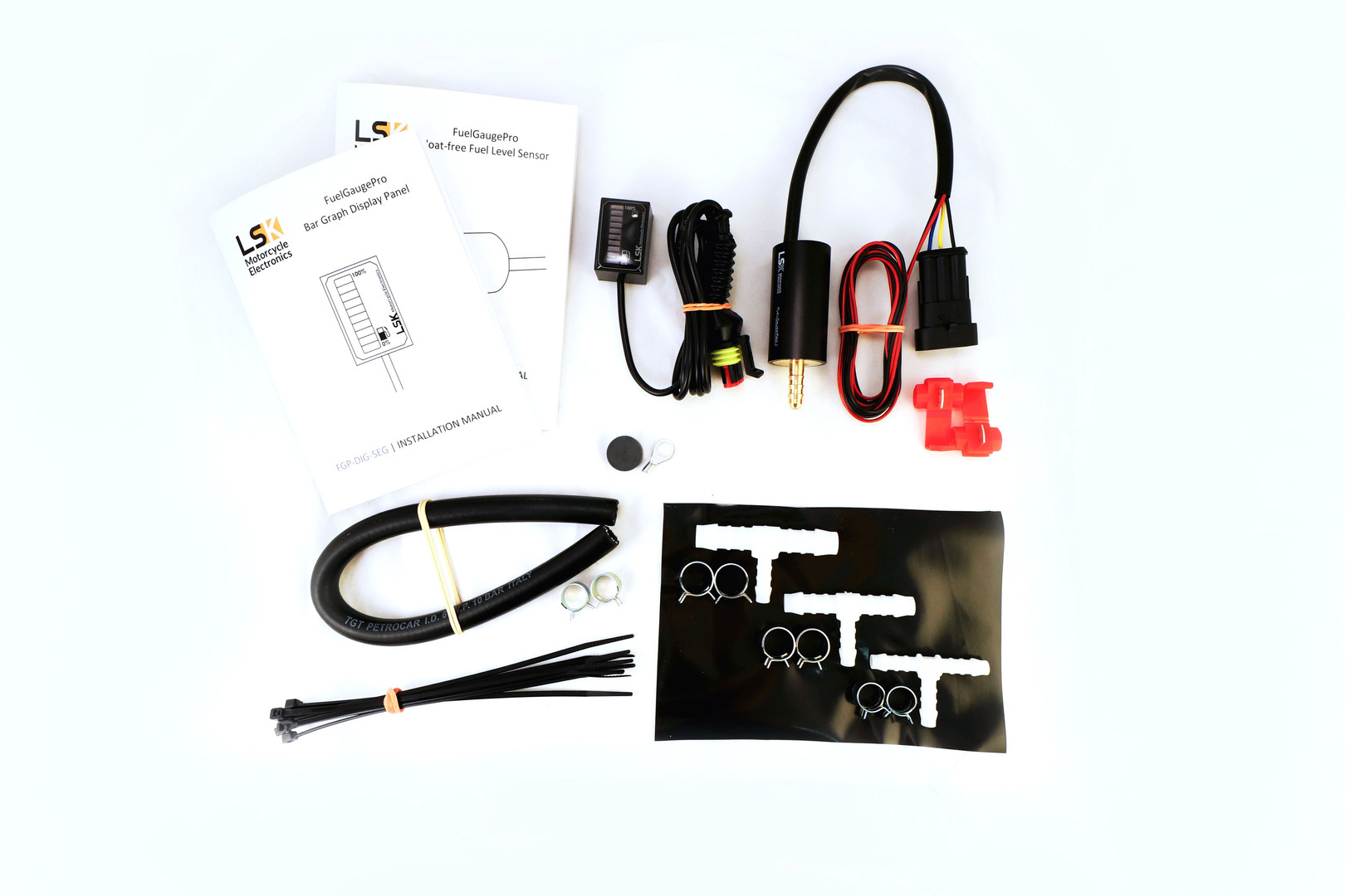 FuelGaugePro - Low Fuel Level Warning Light Kit