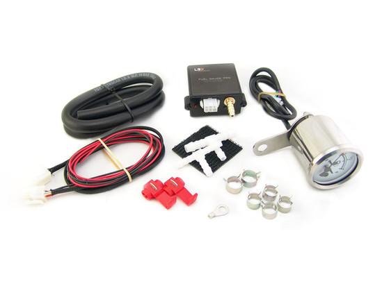 Hydrostatic pressure Fuel Gauge Pro - Analog Chrme