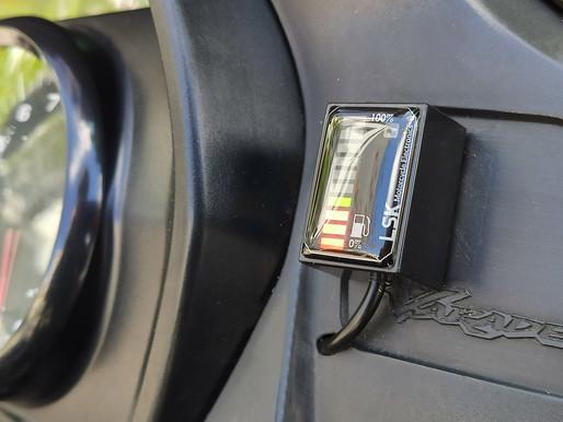 FuelGaugePro - Bar Graph Display Panel Kit