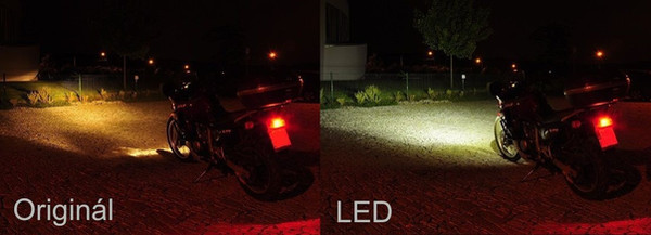 Miniature LED driving lights LSK2002