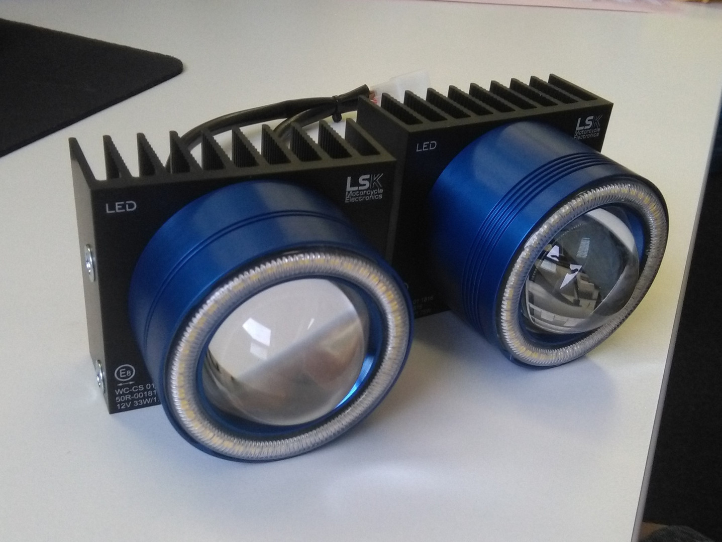 LSK XH1 Motorcycle LED Headlight modules