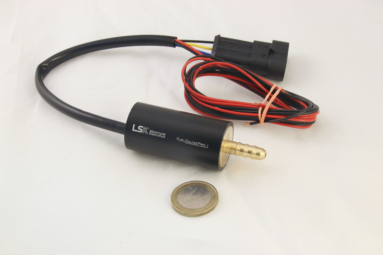 FuelGaugePro - Float-free Fuel Level Sensor