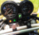 Mounted Motorcycle Gear Indicator LSK GX1