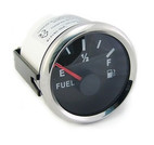 Black Fac Fuel Gauge