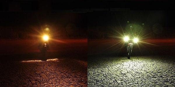 Miniature LED driving lights LSK2002