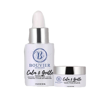 Calm & Gentle Serum and eye cream