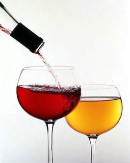 Wine a lot!