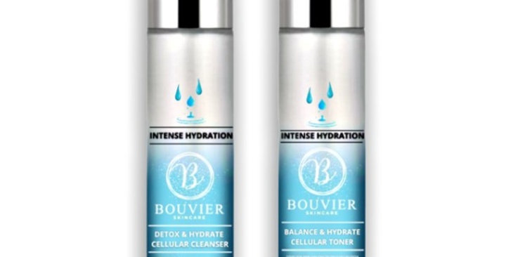 Intense Hydration Cleansing Cellular System