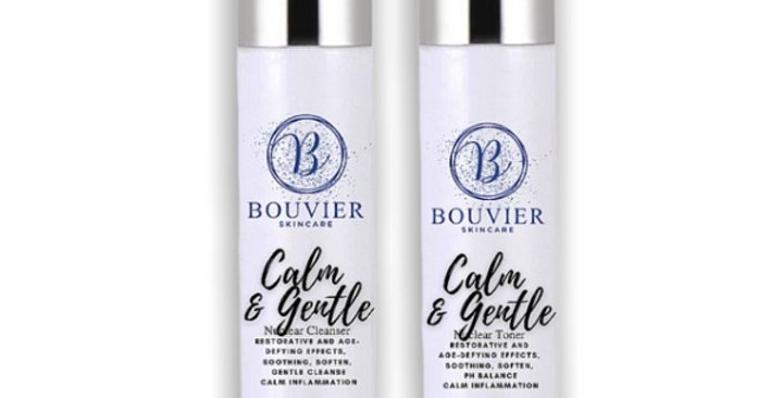 Calm & Gentle Cleanser system