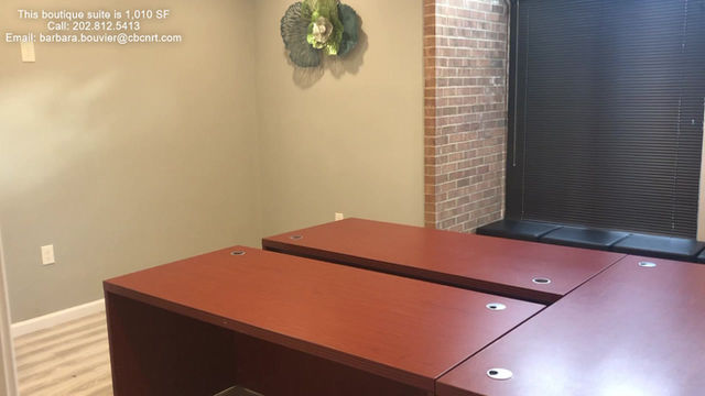 Downsizing your office space?