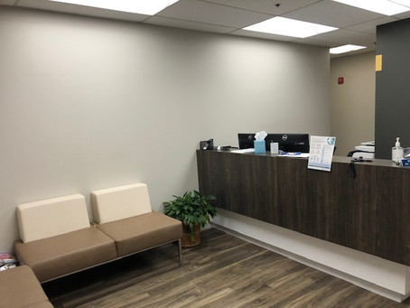 Downsizing your medical office space?