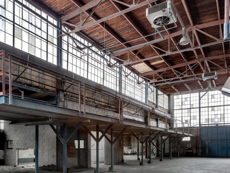 Leasing an industrial space? 8 Things to think about