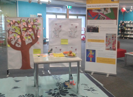 Tamaki's Personal and Community Wellbeing