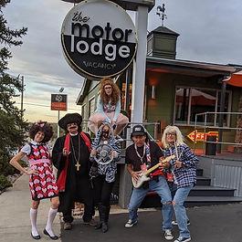 The Motor Lodge Gang
