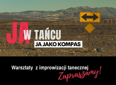 Nasz najbliższy warsztat dla tancerzy w Krakowie!