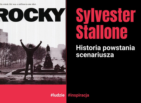 """Inspirujące historie: Sylvester Stallone i jego droga do sławy w filmie """"Rocky"""""""