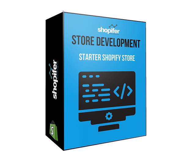 Shopifer Developers - Starter Shopify Store