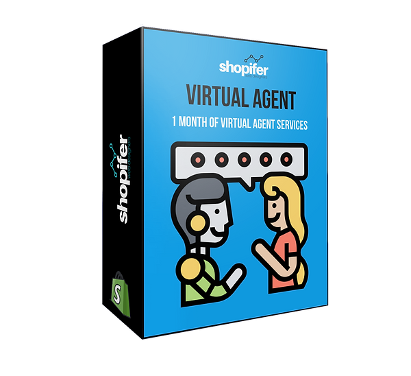 Shopifer Developers - Virtual Agent Services