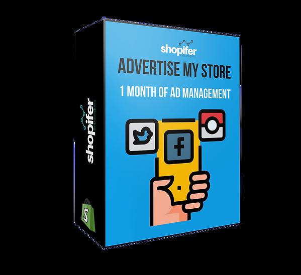 Shopifer Developers - Ad Management