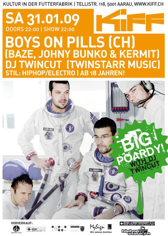 Boys on Pills