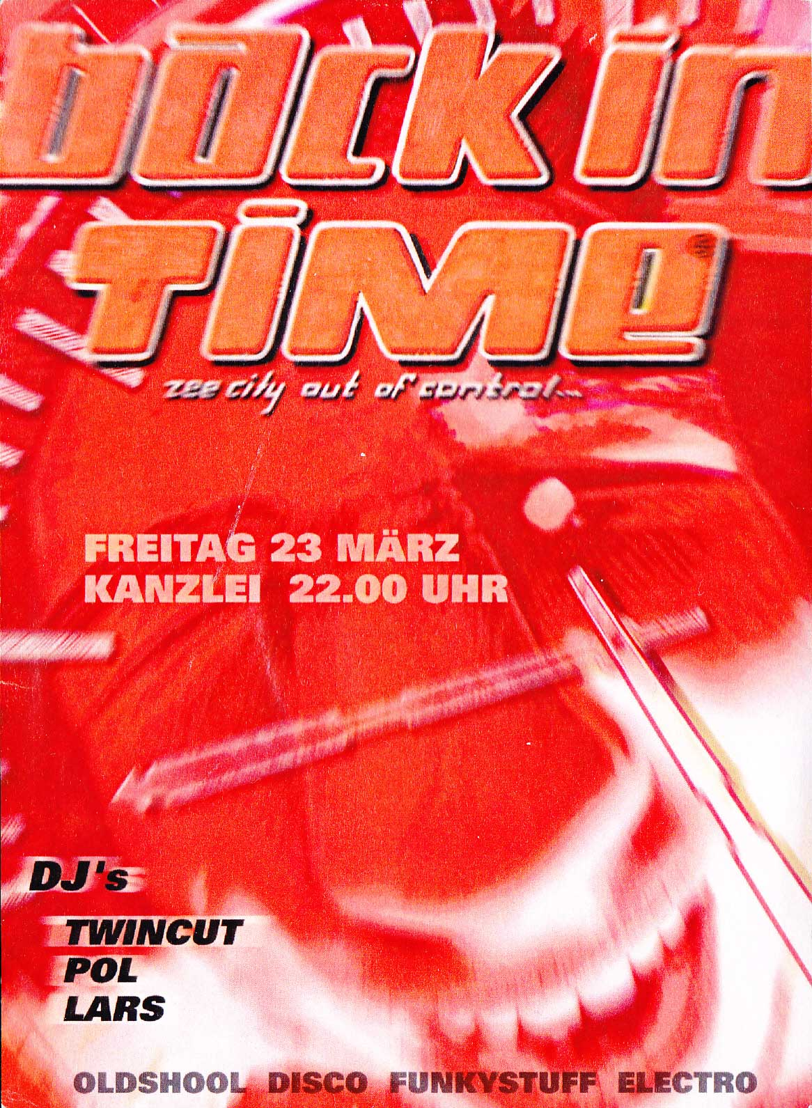 back in time 2000