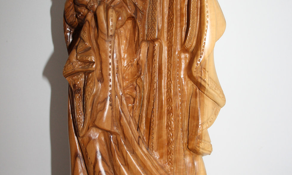 Olivewood Hand Made: Holy Family