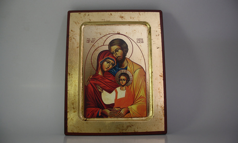 Icons: Holy Family ICON G